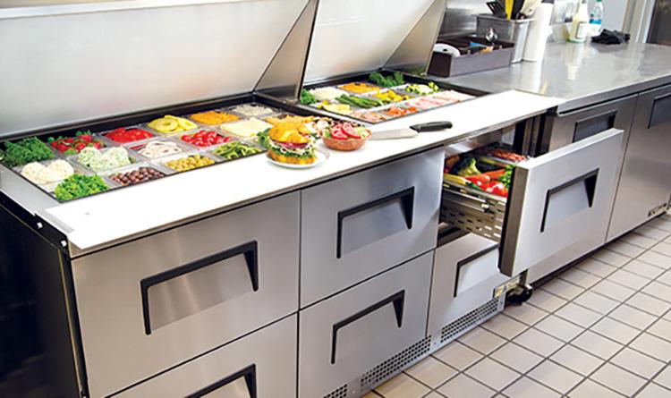fast-food-refrigeration-equipment
